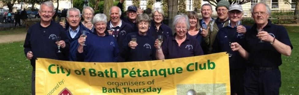 City of Bath Pétanque Club secures £23,185